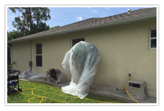 Exterior Pressure Washing for Homes, Apartment Complexes and Businesses